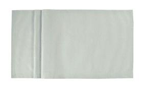 Tischläufer Maya in silber, 50 x 140 cm