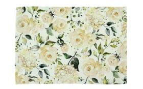 Tischläufer Valentine in ecru, 50 x 140 cm