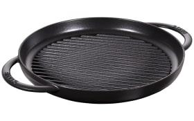 Grillpfanne in Rund, 30 cm