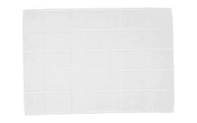 Duschvorlage Campus in weiß, 50 x 70 cm