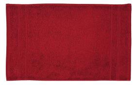 Handtuch Karat in marsala