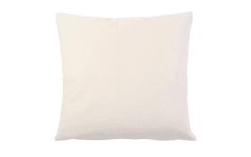 Kissenhülle Duval in weiß, 40 x 40 cm