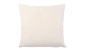 Kissenhülle Duval in weiß, 50 x 50 cm