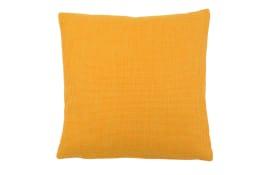 Kissenhülle Dallas in gelb-orange, 40 x 40 cm