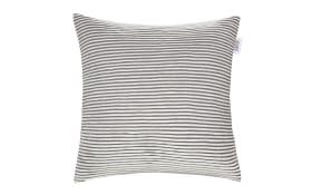 Zierkissenhülle Liv in grau, 38 x 38 cm