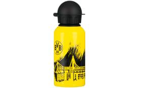 Borussia Dortmund Trinkflasche BVB in gelb, 0,3 L