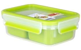 Snackbox Clip & Go in hellgrün, 1,0 l