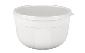 Frischhaltedose Superline Colour in weiß, 0,6 l