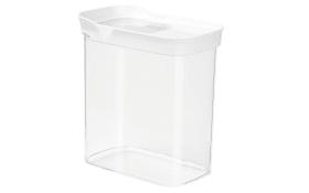 Schütt-/Vorratsdose Optima in weiß, 1.6 l