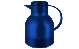 Isolierkanne Samba in blau transluzent, 1,0 l