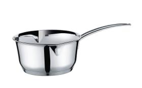 Stielkasserolle aus Edelstahl, 0,7 l