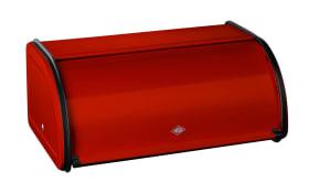 Rollbrotkasten in rot
