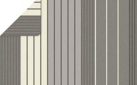 Decke bugatti Jacquard in grau-silber, 150 x 200 cm