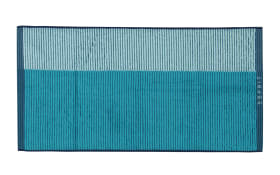 Esprit Gästetuch Bloki in jeans/turqouise/blue, 30 x 50 cm