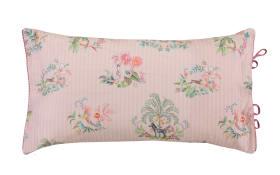 Dekokissen rosa Boasin in rosa, 35 x 60 cm