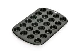 24er Muffinform Creativ in schwarz