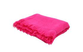 Hamamtuch in pink, 100 x 180 cm