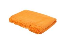 Hamamtuch in orange, 100 x 180 cm
