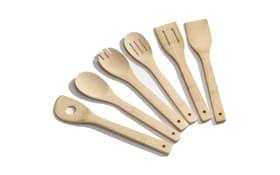 Küchenhelfer-Set Casa Nova aus Bambus, 6-teilig