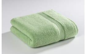 Duschtuch in grün, 70 x 140 cm