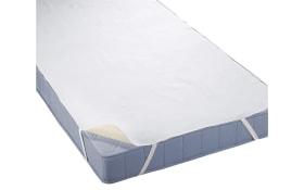 Matratzenauflage Molton 2-lagig, 100 x 200 cm