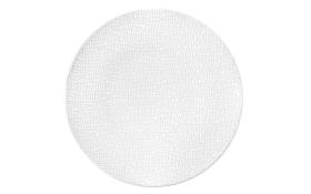 Frühstücksteller Life Luxury White in weiß, 22,5 cm