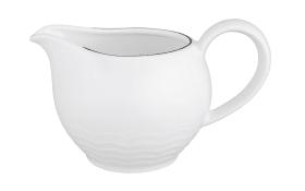 Milchkännchen Marina Lucea in weiß, 0,25 Liter