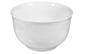 Müslischale Rondo Liane in weiß, 13 cm