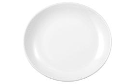 Teller Modern Life in weiß, 27 cm
