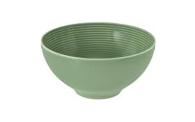 Schüssel rund Beat in salbeigrün, 15,5 cm
