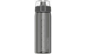 Trinkflasche Hydration in grau 0,71 l
