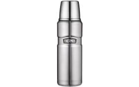 Isolierflasche Stainless King in steel, 0,47 l