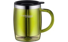 Thermo-Tasse Desktop Mug in lime green, 0,35 l