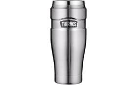 Isolierbecher Stainless King in steel, 0,47 l