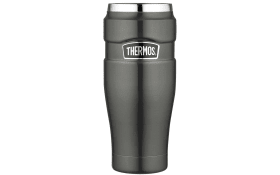 Isolierbecher Stainless King in grey, 0,47 l