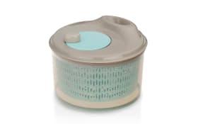 Salatschleuder Dry in pastellblau