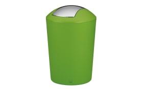 Schwingdeckeleimer Marta in grün, 5 l