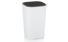 Becher Nuria in weiß/grau