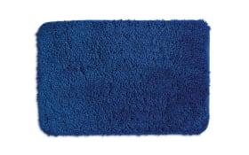 Badematte Livana in nachtblau, 100 x 60 cm