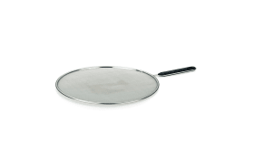 Spritzschutz Cosima aus Metall, 29,5 cm