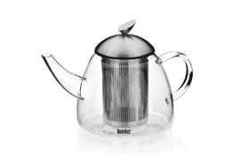 Teekanne Aurora aus Glas 1,8 l