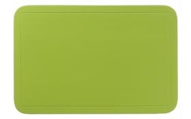 Tischset Uni in lemongrün, 28.5 x 43.5 cm