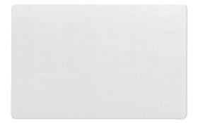 Tisch-Set Calina in weiß, 28,5 x 43,5 cm