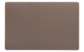 Tisch-Set Calina in taupe, 28,5 x 43,5 cm