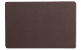 Tisch-Set Kimara in braun, 30 x 45 cm