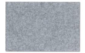 Tischset Alia in grau, 30 x 45 cm