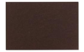 Tischset Alia in braun, 30 x 45 cm