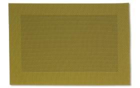 Tischset Nicoletta in grün, 33 x 46 cm