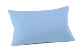 Kissenbezug Mako Jersey in ice, 40 x 60 cm
