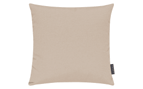 Kissenhülle Fino in beige, 40 x 40 cm